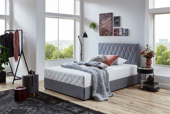 ATLANTIC home collection Boxbett, mit Bettkasten