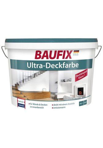 Baufix Wand- ir Deckenfarbe »Ultra-Deckfarbe«...