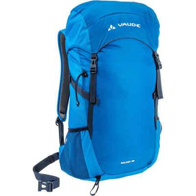 VAUDE Wanderrucksack »SOLANO 30L«, Brustgurt,Netzrücken,Trinksystemvorbereitung,höhenverstellbares Deckelfach,integrierte Regenhülle