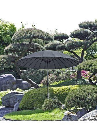 Garden Pleasure Skėtis nuo saulės »Sonnenschirm su 24 ...