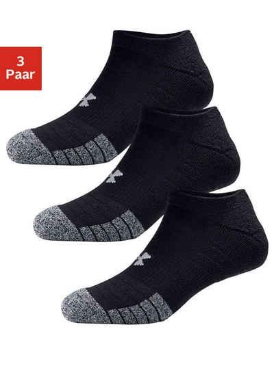 Under Armour® Sneakersocken (3-Paar) mit anatomischer Polsterung
