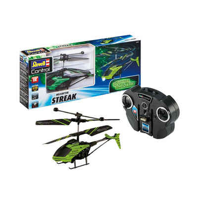 Revell® RC-Helikopter »Control Glow in the Dark Streak«
