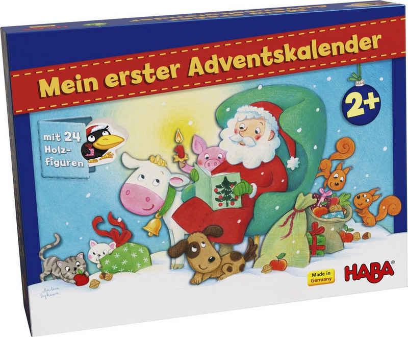 Haba Adventskalender »Mein erster Adventskalender - Weihnachten auf dem Bauernhof«, Made in Germany