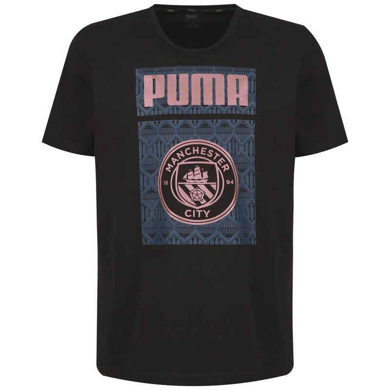 PUMA T-Shirt »Manchester City Ftblcore Graphic«