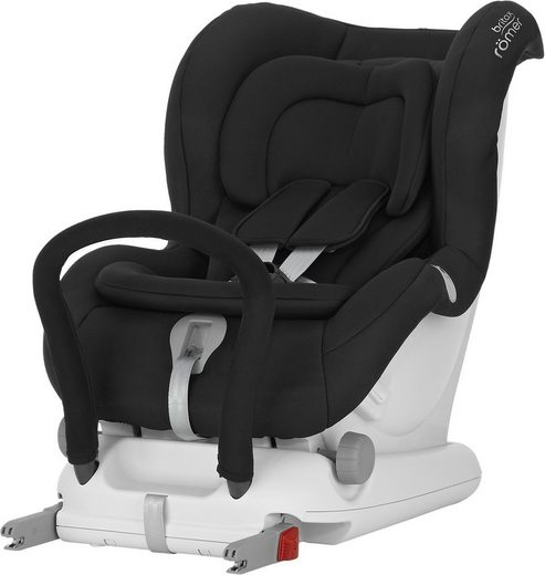 BRITAX RÖMER Autokindersitz »Auto-Kindersitz Max-Fix II, Steel Grey«