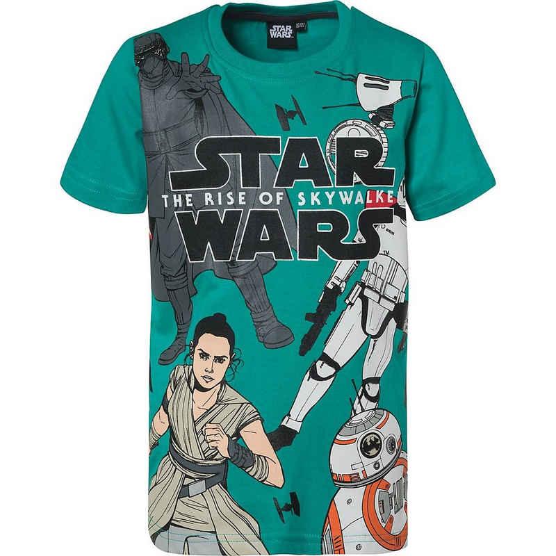 Star Wars T-Shirt »Star Wars T-Shirt für Jungen«