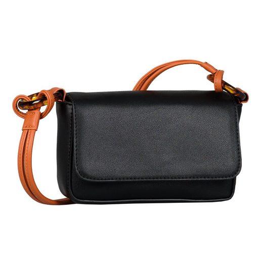 TOM TAILOR Denim Mini Bag »Anu«, mit Details in Horn-Optik