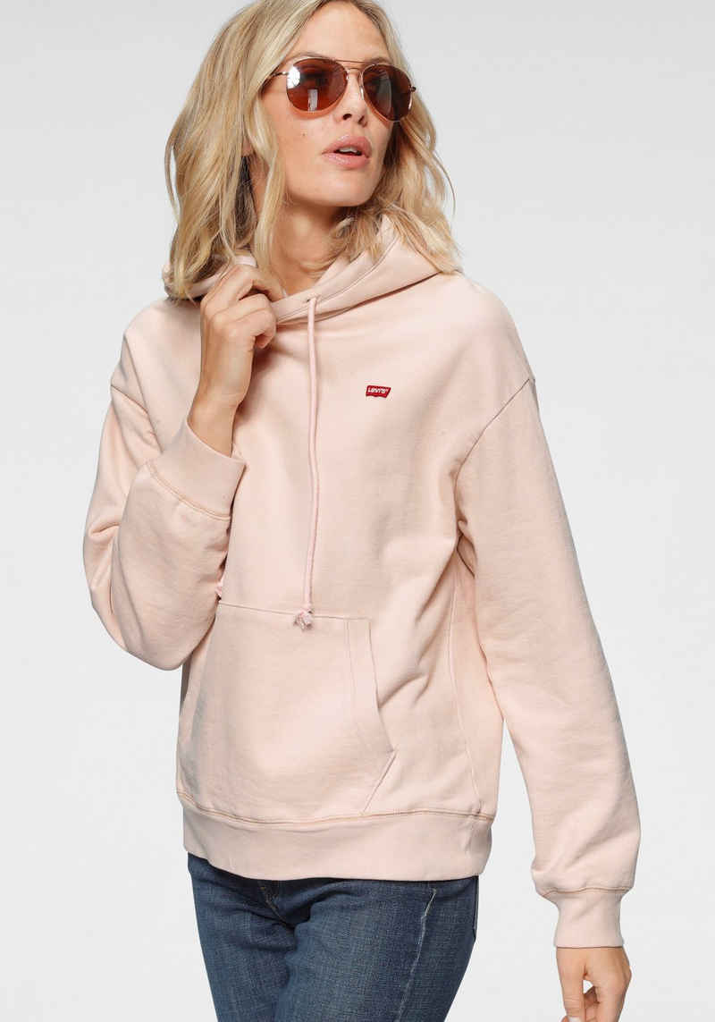 Levi's® Kapuzensweatshirt »Standart Hoodie« mit Markenlogo
