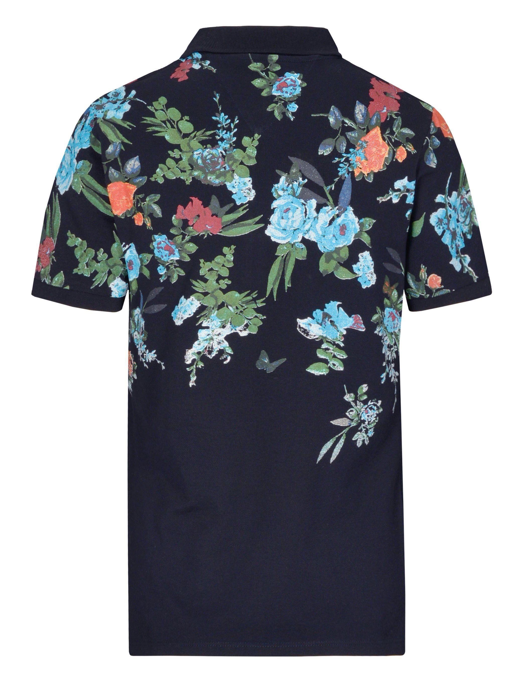IN LINEA Poloshirt RITA mit Blumen-Druck kaufen 5LpvET