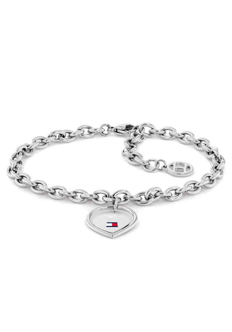 Tommy Hilfiger Armkette »Hearts family, Herz, 2780553, 2780554, 2780555«