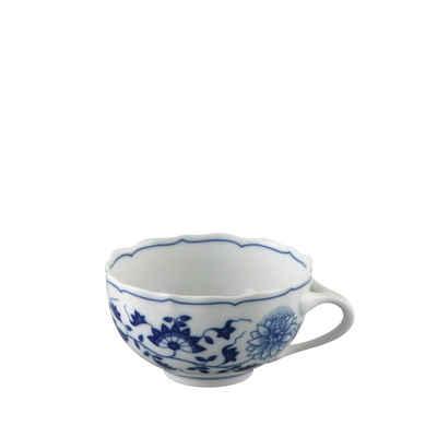 Hutschenreuther Tasse »Blau Zwiebelmuster Tee-Obertasse«, Porzellan
