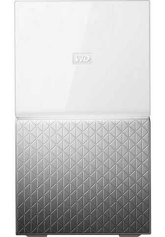 WD My Cloud Home Duo 20TB NAS-Server