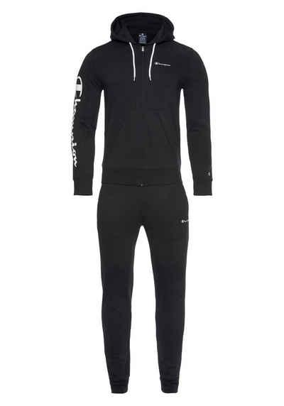 Champion Jogginganzug »Hooded Full Zip Suit«