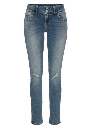 LTB Slim-fit-Jeans »MOLLY M« mit schmalem Bein und normaler Leibhöhe in optimierter Passform