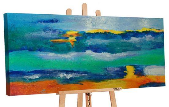 YS-Art Gemälde »Horizont 069«