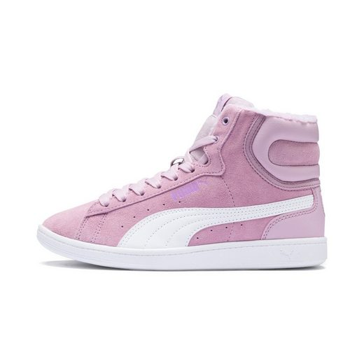 PUMA »Vikky Mid Fur Mädchen High-Tops Preschool« Sneaker