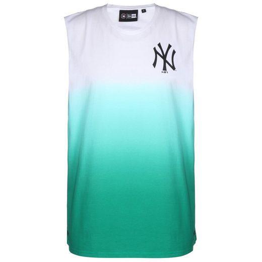 New Era Tennisshirt »Mlb New York Yankees Dip Dye«