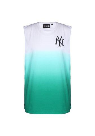 New Era Tennisshirt »Mlb New York Yankees Dip ...