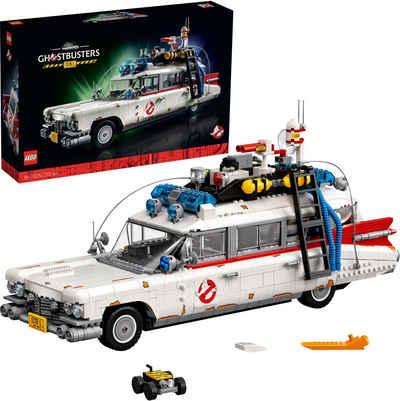 LEGO® Konstruktionsspielsteine »Ghostbusters™ ECTO-1 (10274), LEGO® Creator Expert«, (2352 St), Made in Europe