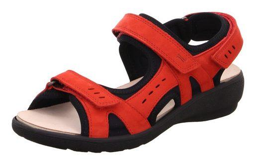 Legero »Gorla« Sandale mit verstellbaren Klettverschlüssen