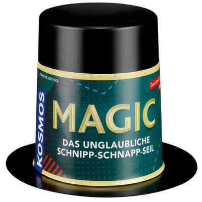 Kosmos Zauberkasten »Magic Mini Zauberhut - Schnipp-Schnapp-Seil«