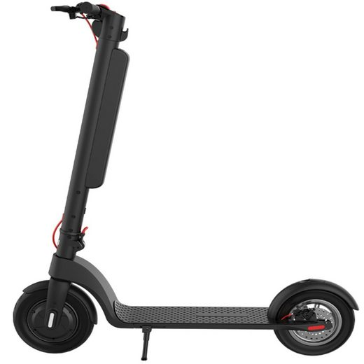 Fortuna Lai E-Scooter »X8«, 350 W, 25,00 km/h, mit LED-Scheinwerfer, Bremslicht, Maximale Reichweite 45km