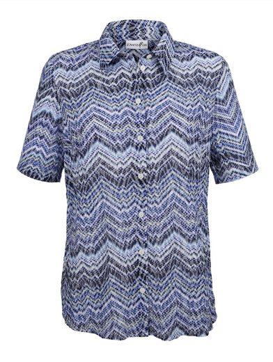 Dress In Tunika mit Baumwolle