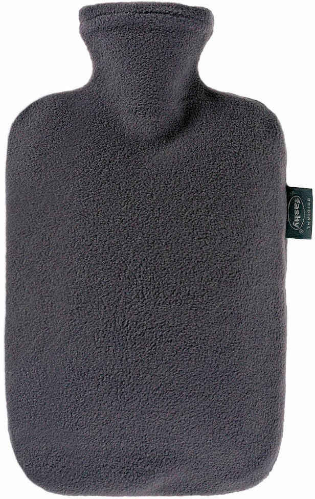 Fashy Wärmflasche »6530 21«, mit Fleecebezug