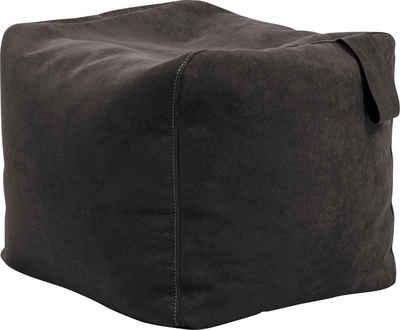 Sitting Point Sitzsack »Indiana Saddle« (1 St), mit Ziernaht & Schlaufe