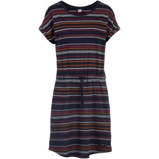 iriedaily Jerseykleid »Caipini« Fair Wear Foundation,Nachhaltige Baumwolle,Vegan