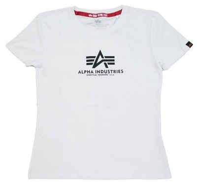 Alpha Industries T-Shirt »New Basic« (1-tlg)