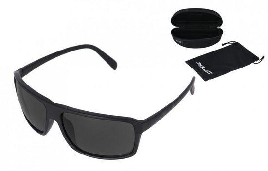XLC Sonnenbrille »XLC Sonnenbrille Phoenix Rahmen schwarz, Gläser ra«