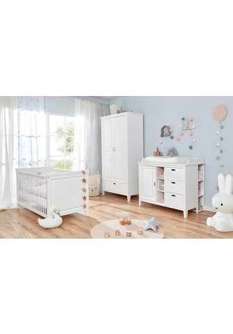 Ticaa Babyzimmer-Komplettset »Morgenroth« (S...