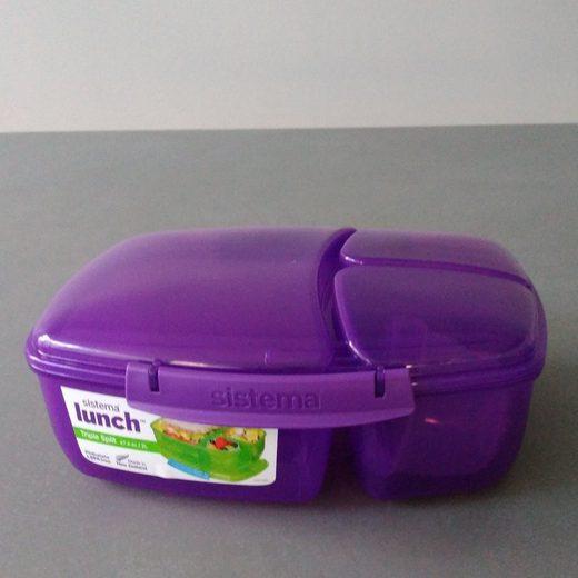 sistema Aufbewahrungsbox, Kunststoff Lebensmittelsicher