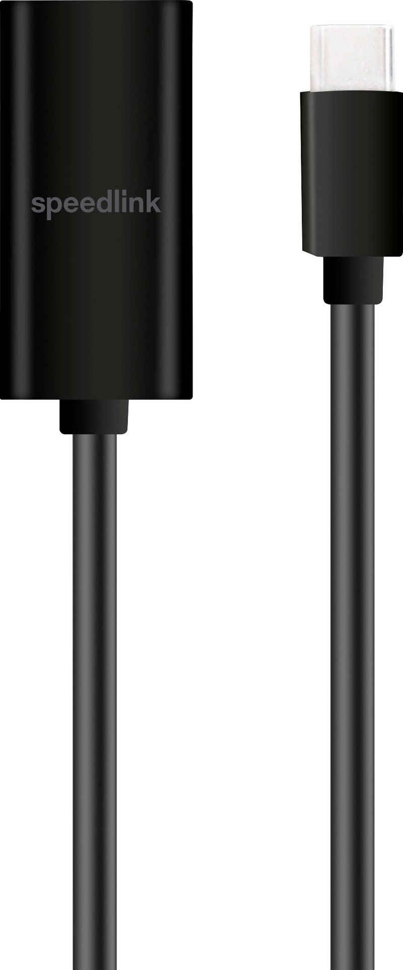 Speedlink »USB-C zu DisplayPort Adapter HQ« Laptop-Adapter USB-C