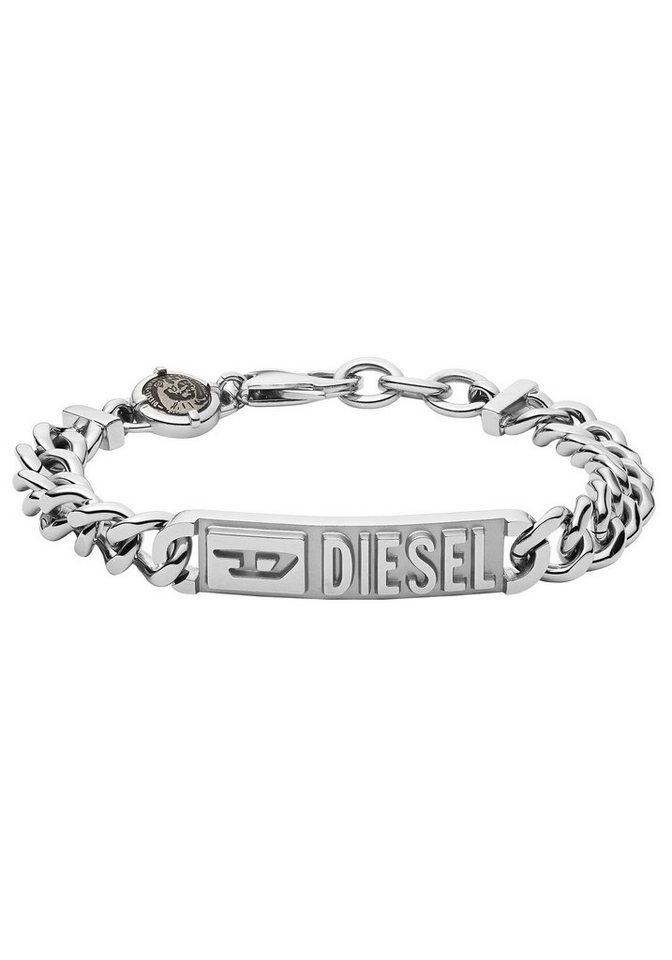 diesel -  Edelstahlarmband »STEEL, DX1225040«