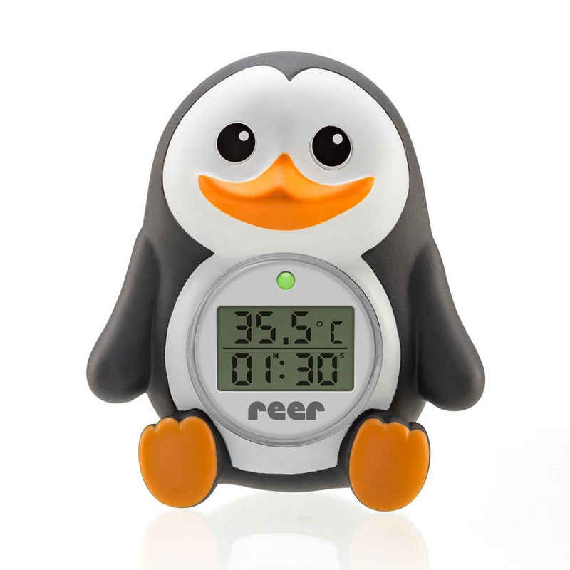 Reer Badethermometer »MyHappyPingu 2in1«