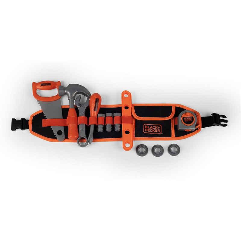 Smoby Spielwerkzeug »Black+Decker Werkzeuggürtel«