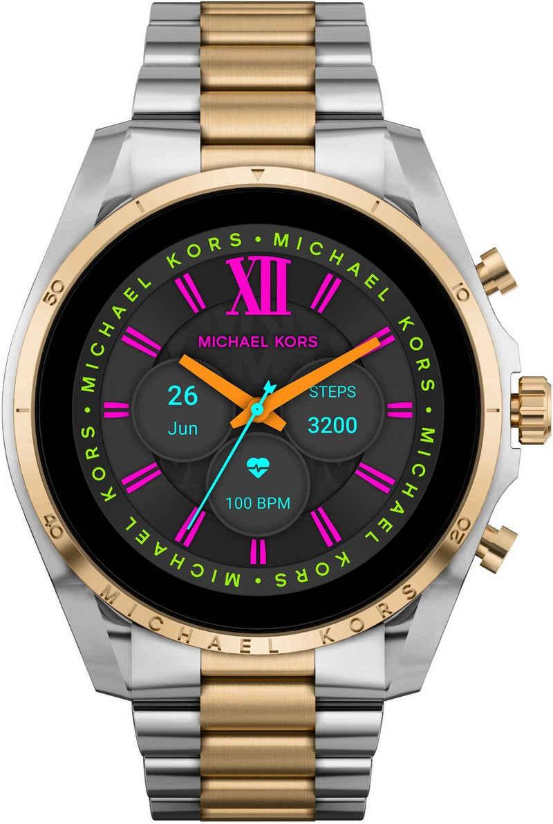 MICHAEL KORS ACCESS BRADSHAW (GEN 6), MKT5134 Smartwatch (Wear OS by Google)