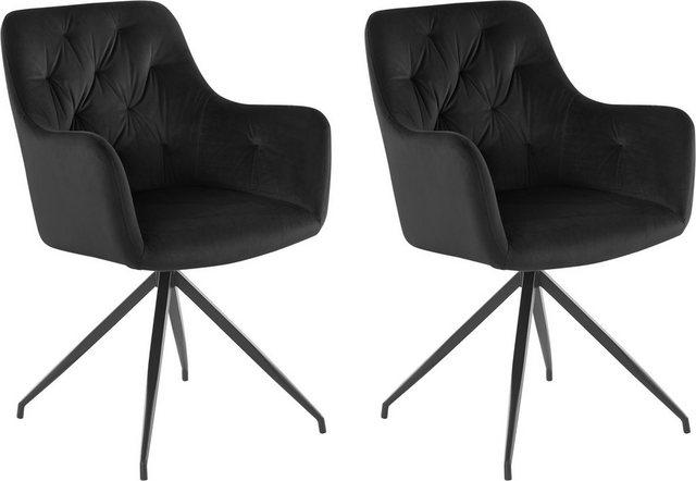 Stühle und Bänke - Armlehnstuhl »Tina« 2 Stück  - Onlineshop OTTO