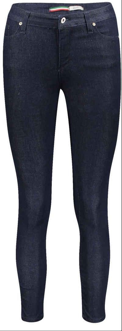 PLEASE Slim-fit-Jeans »P 78L_KM6W89-P78L« Jeanshose mit Stretchanteil