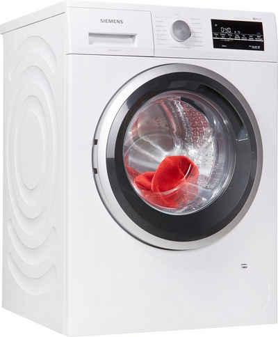 SIEMENS Waschmaschine iQ500 WM14US70, 9 kg, 1400 U/min