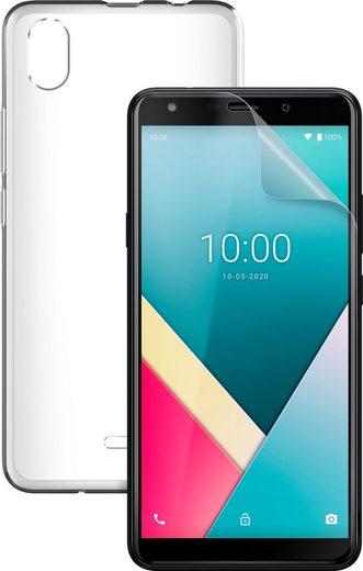 WIKO Y61 Smartphone (15,24 cm/6 Zoll, 16 GB Speicherplatz, 8 MP Kamera)