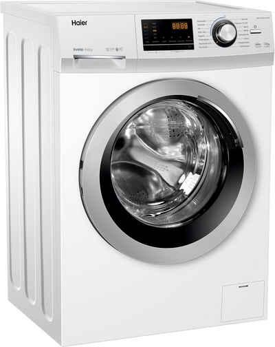 Haier Waschmaschine HW100-BP14636, 10 kg, 1400 U/min