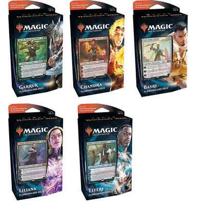AMIGO Sammelkarte »Magic the Gathering Core Set 2021 Planeswalker DE,«