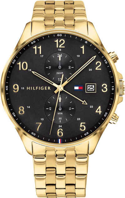 Tommy Hilfiger Multifunktionsuhr »Casual, 1791708«