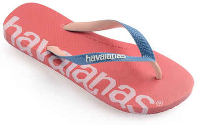 Havaianas »LOGOMANIA HIGHTECH« Zehentrenner mit weichem Zehensteg