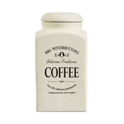 BUTLERS Kaffeedose »MRS. WINTERBOTTOM'S Kaffeedose 1,3 l«, Steingut