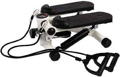 BIGTREE Mini-Stepper »Up-Down-Stepper für Zuhause«, klein Fitnessgerät für Bein- und Po-Training mit Display