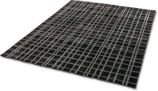 Teppich »Cosetta«, SCHÖNER WOHNEN-Kollektion, rechteckig, Höhe 5 mm, Viskose, Wohnzimmer